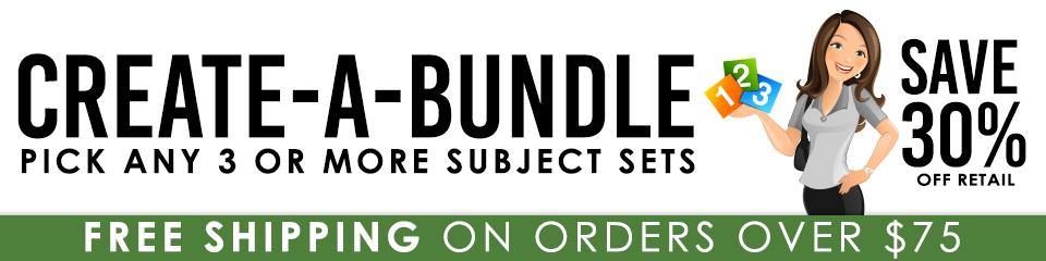 Create-a-Bundle and Save 30%