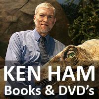 Ken Ham Books and DVDs