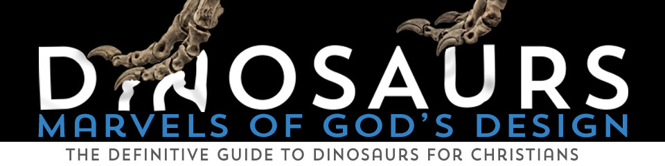 Dinosaurs: Marvel's of God's Design