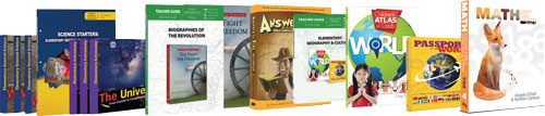 4th Grade Homeschool Curriculum Set