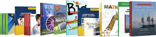 5th Grade Homeschool Curriculum Set