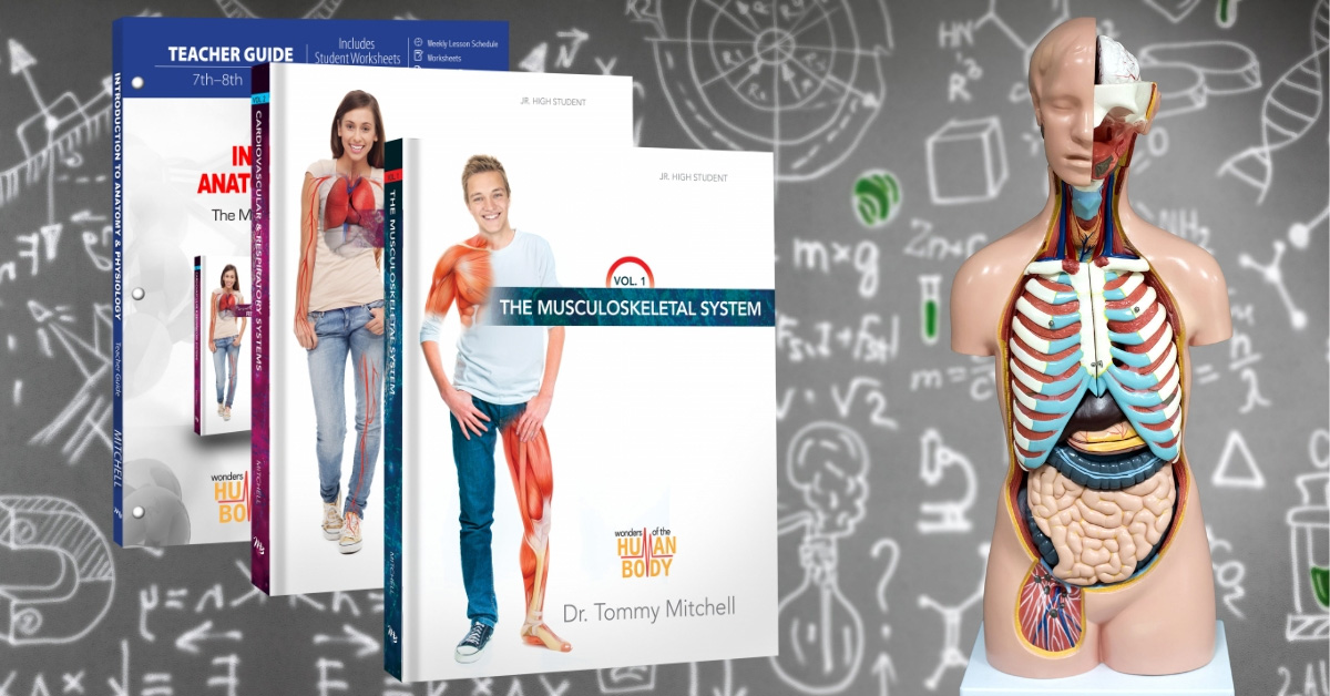 Introduction To Anatomy Physiology 1 Curriculum Pack