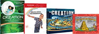 Biblical Basics for Kindergarten