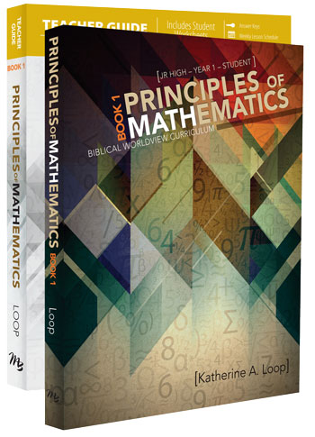 Principles of Math Book 1