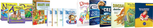Biblical Beginnings Preschool Curriculum Set